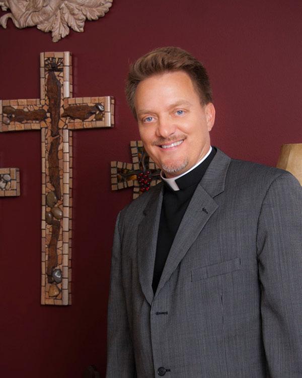 Rev Gregory Seltz