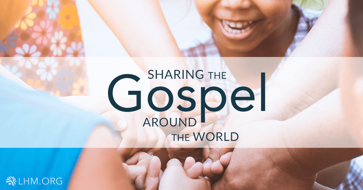 Project Connect Booklets :: Lutheran Hour Ministries