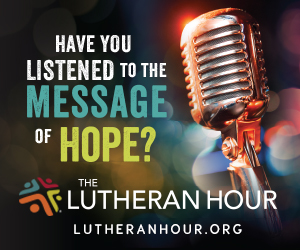 300x250 Lutheran Hour web banner