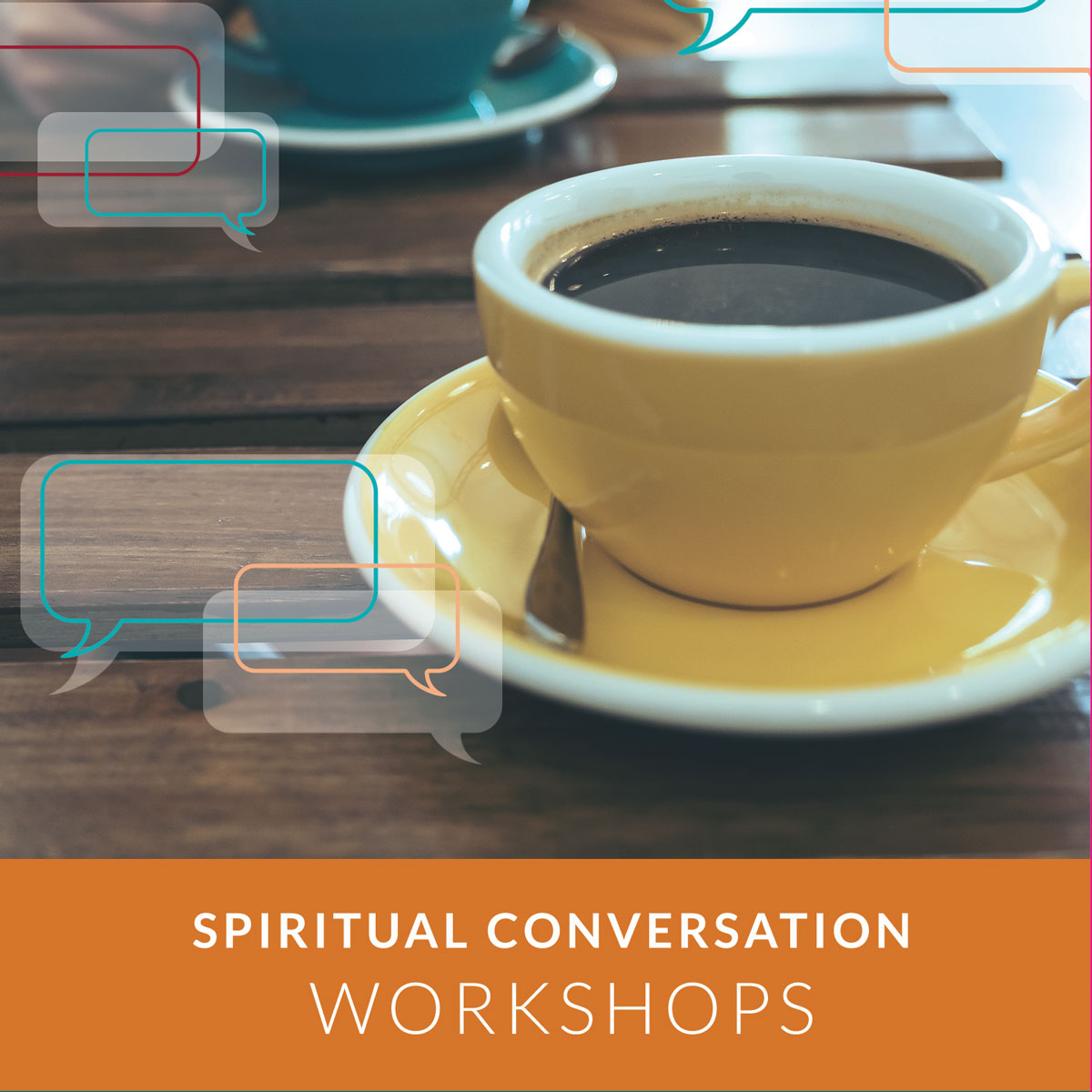 The Eager Conversationalist/Spiritual Conversation Curve Workshops