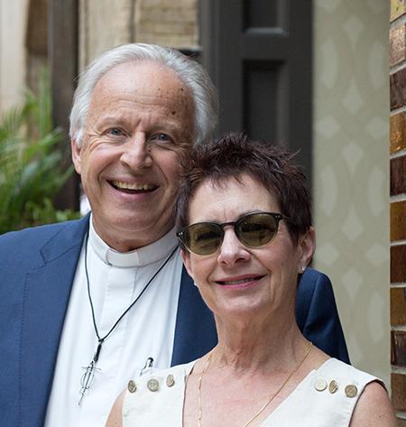 Rev. Ingo and Daria Dutzmann