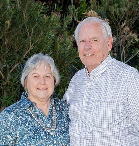 Bob and Ruth Ann Rauscher